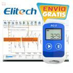 Registrador digital de Temperatura - Elitech - RC-5