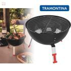 Parrilla Grill a carbon - Tramontina - TCP-320 Sin Tapa