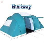 Carpa de Camping - Para 6 personas - 4,9 x 2,8 x 2,0 Mtrs - Bestway - Family Ground 6