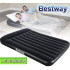 Colchon AutoInflable - 1,91 x 1,37 x 0,30 Mtrs - Bestway - Airbed Full 2 PLAZAS