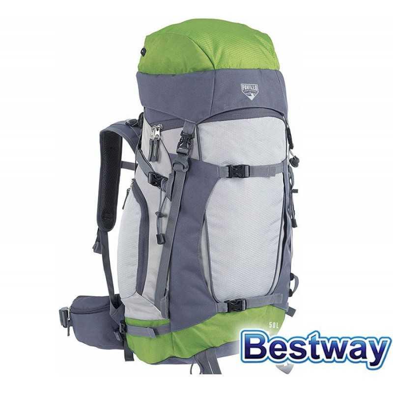 Mochila de Camping - 50 Litros - Bestway - Pavillo Ralley