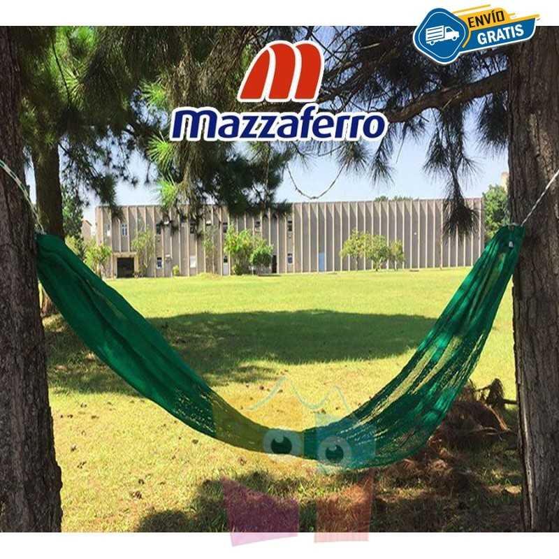Hamaca red de Descanso - Mazzaferro - Araty Relax Verde