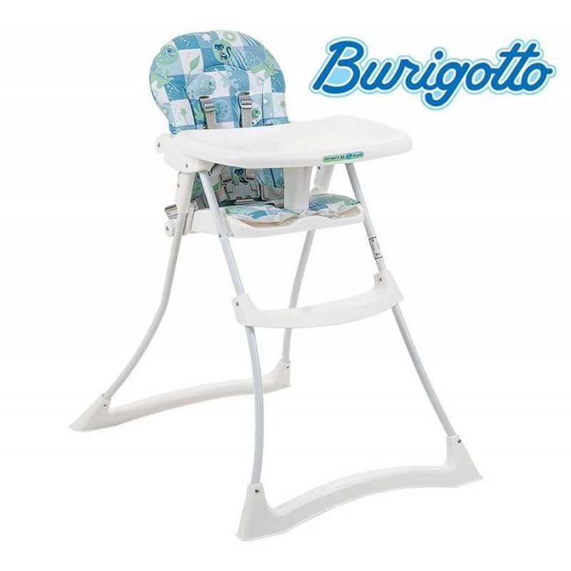 Sillita de alimentación - Burigotto - Bon Appetit XL - Peixinho Azul