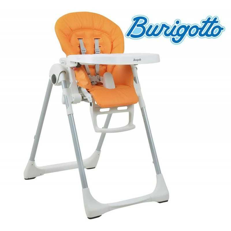 Sillita de alimentación - Burigotto - Prima Pappa - Orange