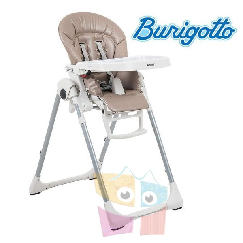 Sillita de alimentación - Burigotto - Prima Pappa - Capuccino