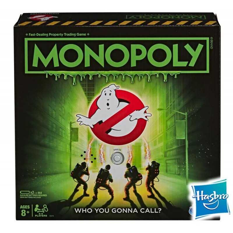 Monopoly Caza Fantasmas - Hasbro