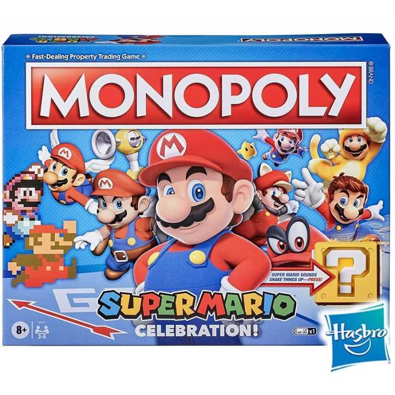 Monopoly Super Mario ¡Celebración! - Hasbro