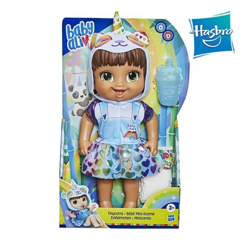 Bebe Tinycorn Panda Morena - Baby Alive - Hasbro