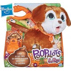 FurReal Poopalots Grandes Paseos - Perrito - Hasbro