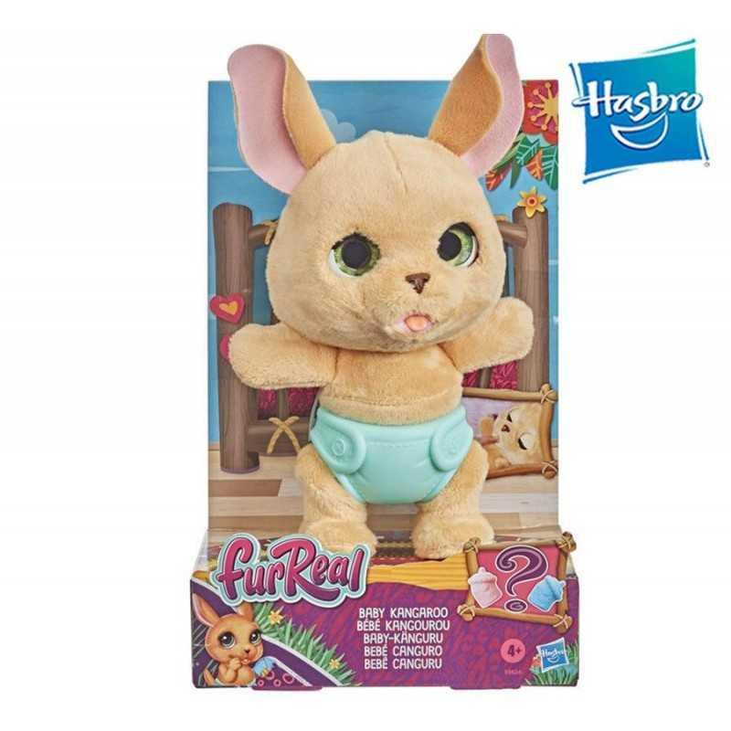 FurReal Bebe Canguro - Hasbro