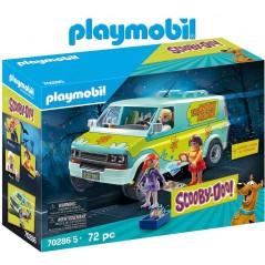 SCOOBY-DOO La Máquina del Misterio - Playmobil