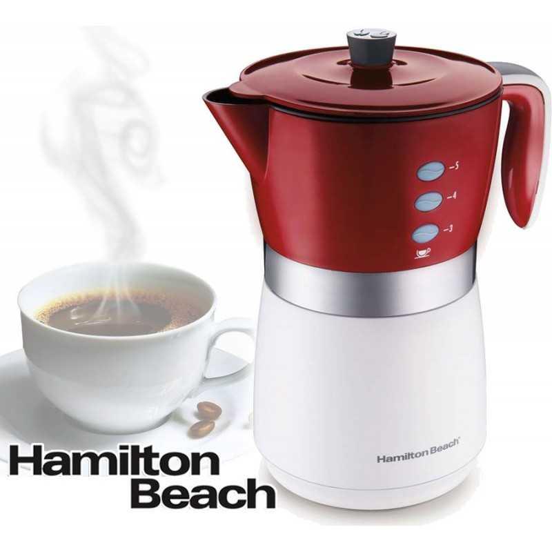 Cafetera Personal - Hamilton Beach - BrewStation 43700-BZ220