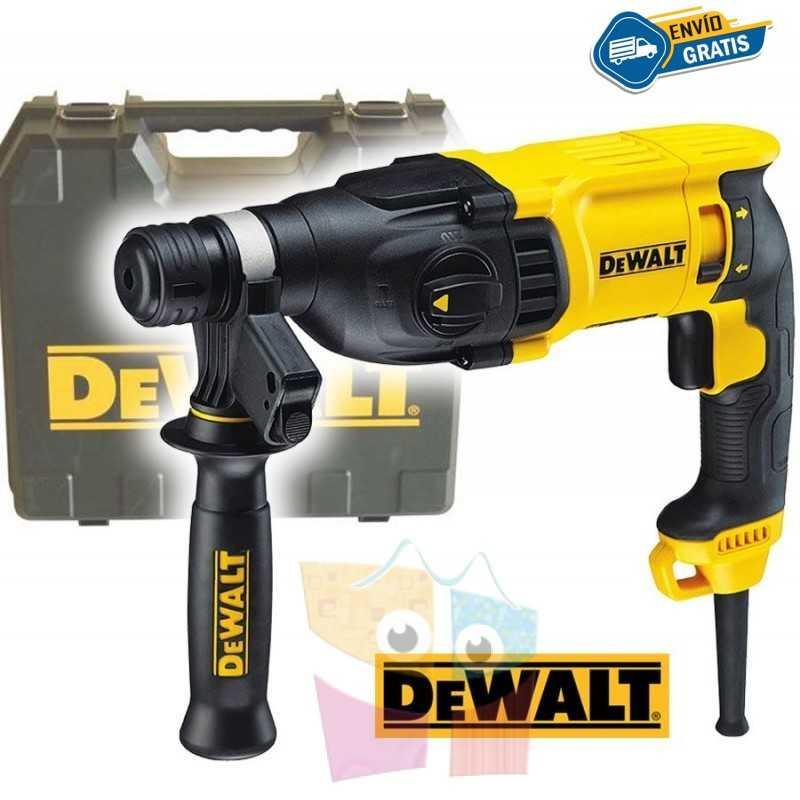 Rotomartillo Electrico - 800W - DeWalt - D25133K