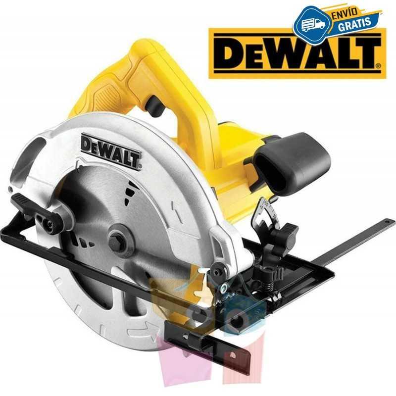Sierra Circular Ø 185mm 1400W - DeWalt - DWE56