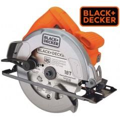 Sierra Circular Ø 184mm 1400W - Black+Decker - CS1004