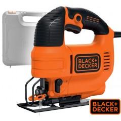 Sierra Caladora - 450W - Con Maletin - Black+Decker - KS701PEK