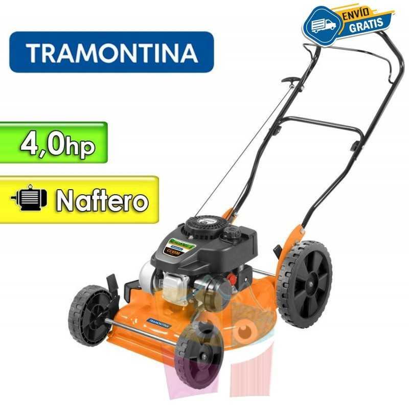Corta Pasto de Motor Naftero 4 hp - Tramontina - CC45M