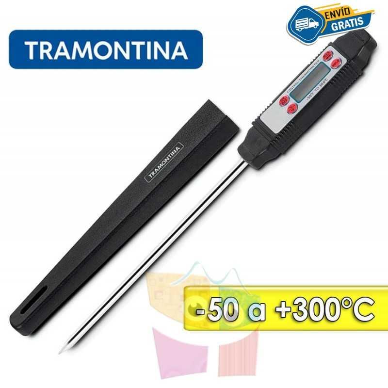 Termometro Pincha Carne - Tramontina - Escala -50 a +300°C - Utilita 25683/100