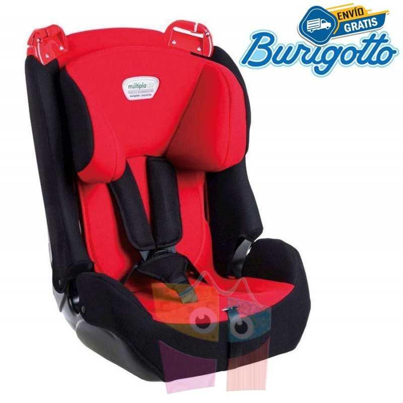 Asiento para autos para bebés y niños - Burigotto - Multipla - Vigo