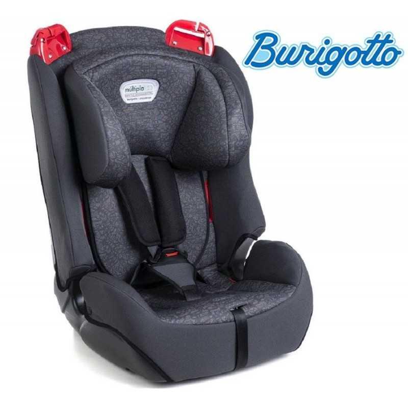 Asiento para autos para bebés y niños - Burigotto - Multipla - CALIFORNIA
