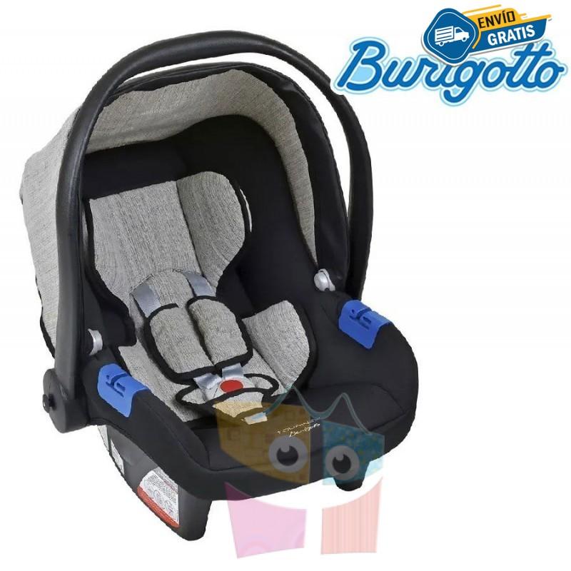 Baby Seat - Burigotto - Touring X - Mezclado Gris