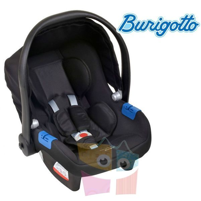 Baby Seat - Burigotto - Touring X - Negro