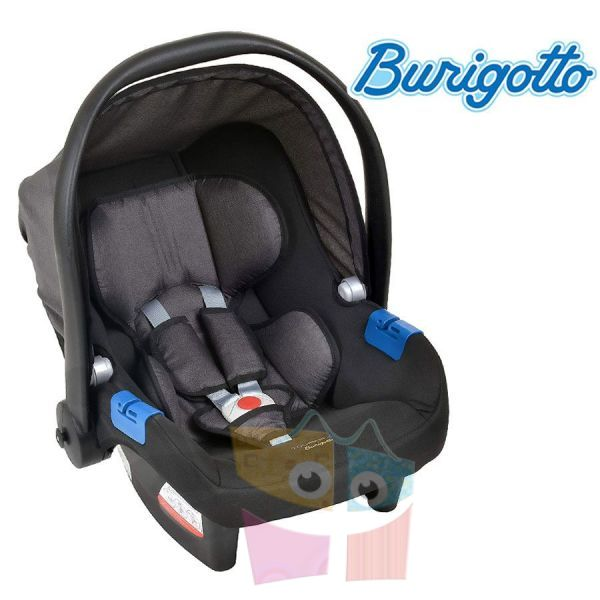 Baby Seat - Burigotto - Touring X - Dark Gray