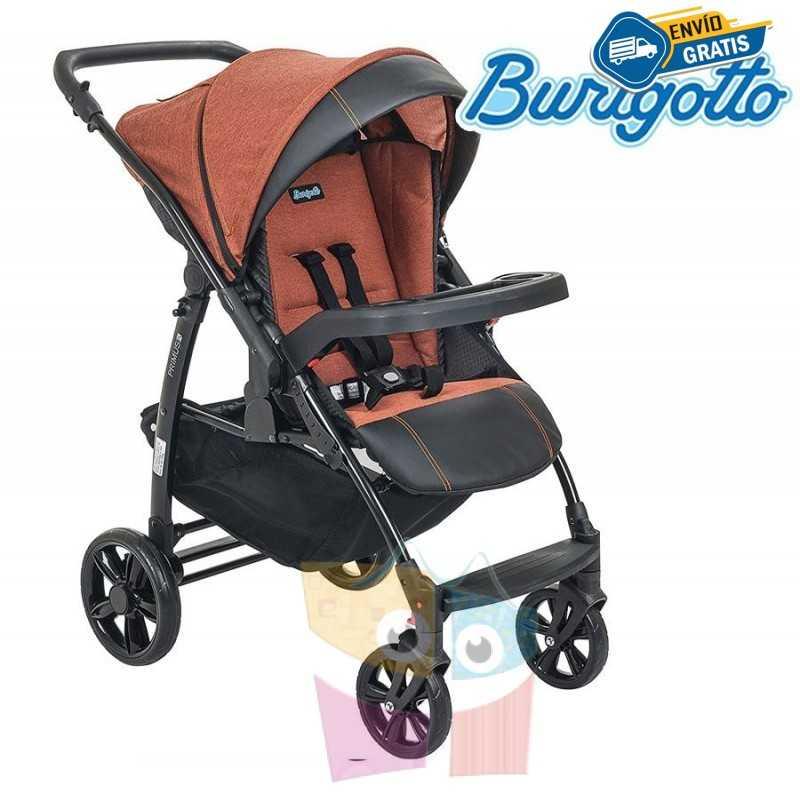 Carrito de bebé - Burigotto - Primus - Terracota