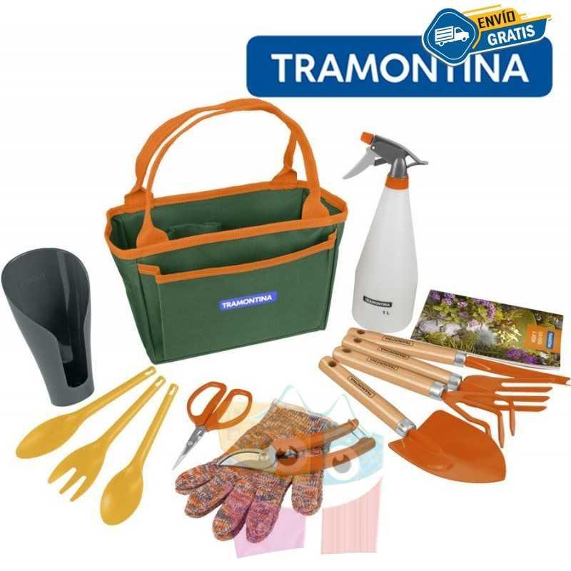 Kit de Herramientas de Jardín de 13pzs - Tramontina