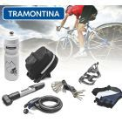 Kit de Herramientas para Bicicletas - 7 piezas - Tramontina