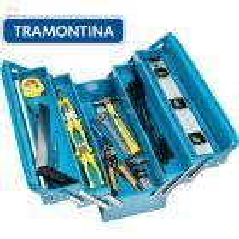 Kit de Herramientas para Electricista con caja de herramientas - 27 Piezas - Tramontina Master