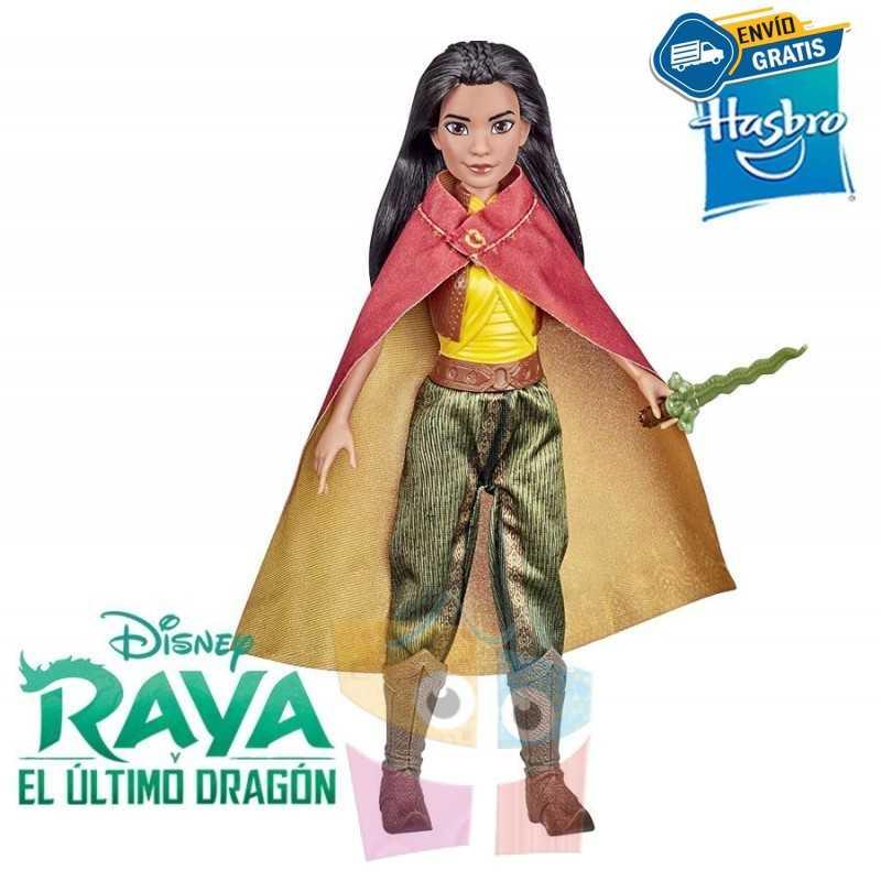 Muñeca Raya - Raya y el Ultimo Dragon - Hasbro - Disney