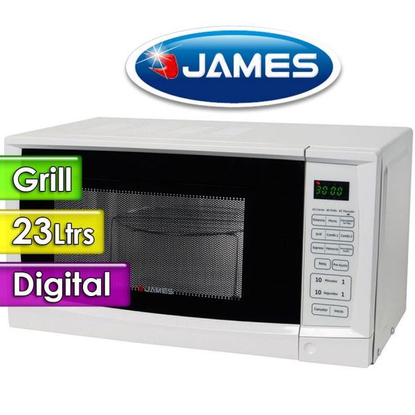 Microondas James - 20 Ltrs - J20 GDG