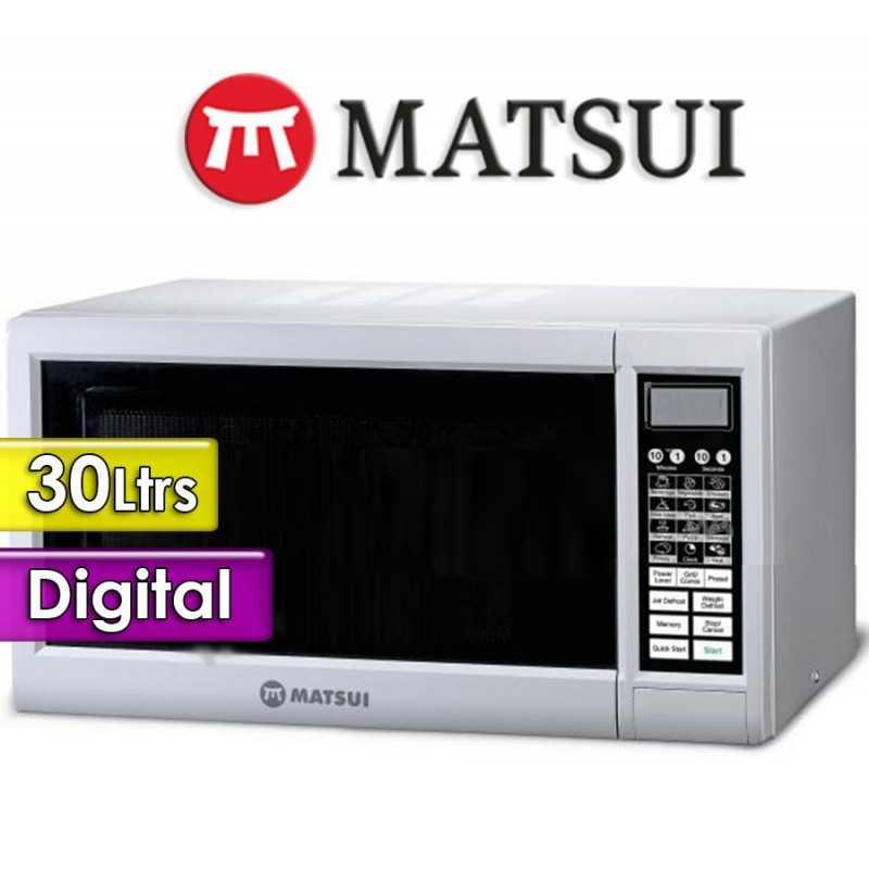 Microondas Matsui - 30 Ltrs - MT-HMG30