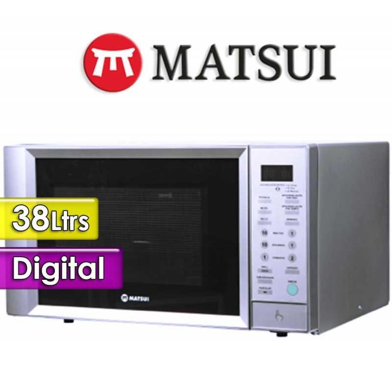 Microondas Matsui - 38 Ltrs - MT-HM3815P