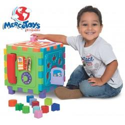 Cubo Didactico Grande - MercoToys
