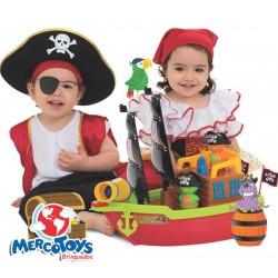 Barco Aventura Pirata - MercoToys