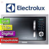 Microondas Electrolux - 28 Ltrs - EMTP28G5MCMSM - Con Grill - Empotrable