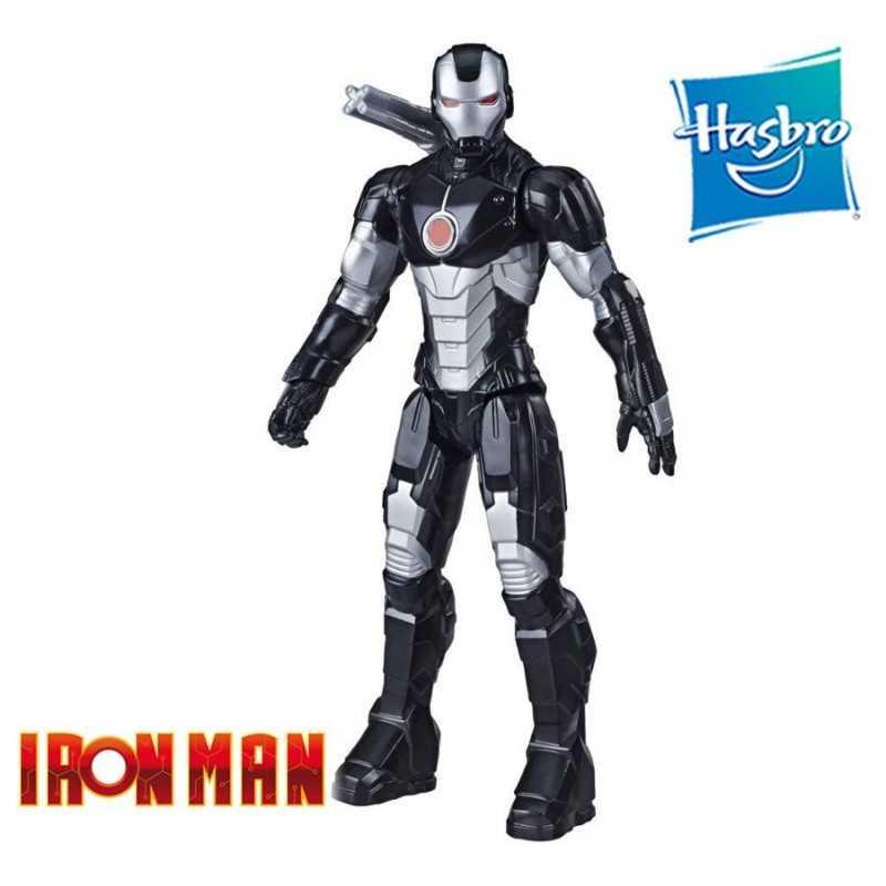 Muñeco War Machine Marvel 30 cms - Hasbro - Titan Hero Series Marvel Avengers