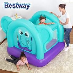 Mini Globo Loco - Bestway - Elefante con Inflador Electrico