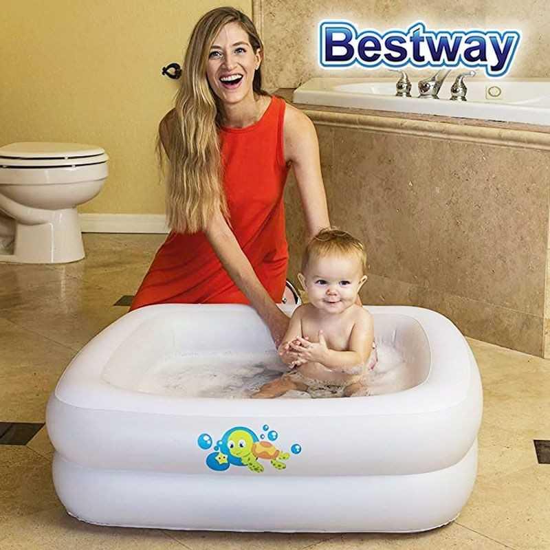 Bañera Inflable para Bebes - Bestway
