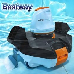 Limpiador Automatico de Piscina a bateria - Bestway - AquaRover Flowclear