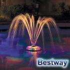 Fuente Flotante con Luz LED para Piscina - Bestway - Flowclear