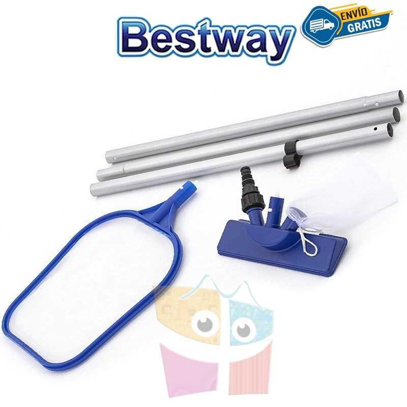 Kit Mantenimento para Piscinas - Bestway - Flowclear - 58013
