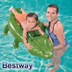 Flotador Cocodrilo Pequeño - 1,68 x 0,89 Mtr - Bestway - 41010