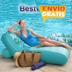 Reposera Inflable - 1,76 x 1,07 Mtr - Bestway - 43402 + Inflador