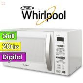 Microondas Whirlpool - 20 Ltrs - WMS20GWUPB - Con Grill