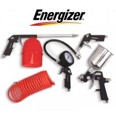Kit de Accesorios para compresor de aire - Energizer - EZC8P