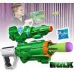 Nerf Hulk Assembler Gear Marvel Avengers - Hasbro