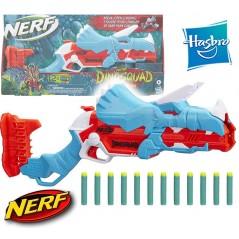 Lanzador Nerf DinoSquad Tricera-Blast - Hasbro